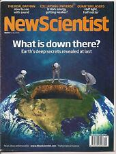 NewScientist-11 apr 2009-WHAT IS DOWN THERE?