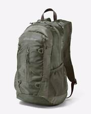 NWT EDDIE BAUER Rippac Stowaway PAC Lightweight BACKPACK Capers DAY PACK Olive