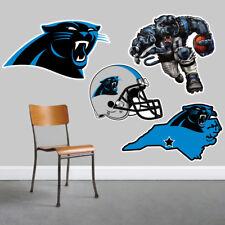 Carolina Panthers Wall Art 4 Piece Set Large Size------New in Box------