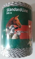 Poly Wire Branded 500m x 3mm 6 Strand Electric Fence Wire
