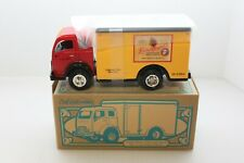 Leinenkugels #9 1949 White Diecast Tilt-Cab Truck Bank
