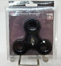 Official NFL Baltimore Ravens 3 Way Diztracto Spinnerz Spinner