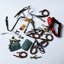 26Pcs Indiana Jones Trooper Action Figure Toys Accessories Weapons Collections