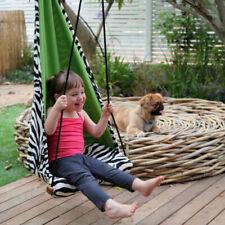 New listing Kids Hanging Chair Hang Mini Zebra Amazonas