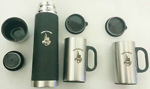 Coffret Set de 3 Thermos ( 1 Bouteille & 2 Tasses ) LÉGION ÉTRANGÈRE