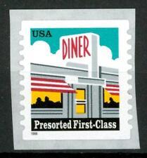 """USA - STATI UNITI - 1998 - """"Diner"""". Serie ordinaria. Senza indicazione del val."""