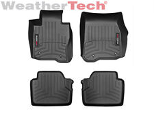 WeatherTech FloorLiner Mats for BMW 4-Series Coupe with xDrive 2014-2019 Black