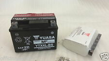 BATTERIA YUASA YTX4L-BS   lung.114 larg.71 alt.86 mm