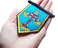 Free! Iwatobi Swim Club Nagisa Hazuki Cosplay Costume Badge patchs embroidery