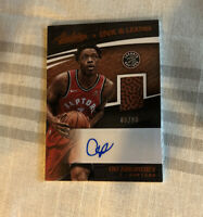 2017-18 Absolute Og Anunoby Ink And Leather 85 /99