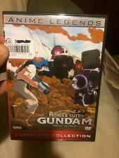 Mobile Suit Gundam: The 08th MS Team - Complete Collection (DVD, 2009, 5-Disc S…