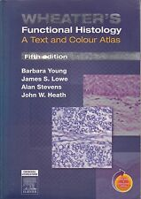 WHEATER'S FUNCTIONAL HISTOLOGY | A Text & Colour Atlas |Barbara Young |5th Edit.