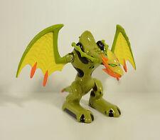 "2008 Light-Up Swampfire Dragon 6.5"" Bandai Action Figure Ben 10 Ultimate Alien"