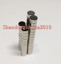 100pcs Neodymium Disc Mini 5mmX3mm Rare Earth N35 Strong Magnets Craft Models