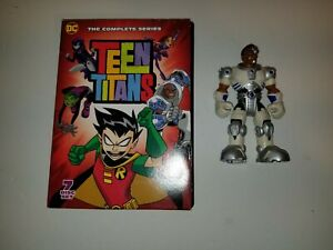 New Teen Titans: The Complete Series (DVD, 2018, 7-Disc Set)