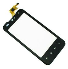 Touchscreen Digitizer Touch Screen Glas Display Scheibe f LG P990 Optimus Speed
