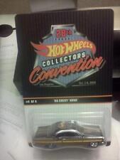 2014 Hot Wheels LA CA 28th Convention #4 '66 Chevy Nova FINALE car 1 of 1200