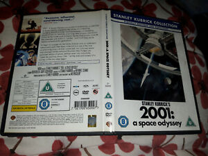 2001: A Space Odyssey [1968] [DVD]  flip cased version free uk postage