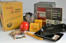 Vintage Kodak Abc Photo Enlarging / Printing Kit in Original Box