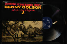 Benny Golson-Stockholm Sojourn-Prestige 7361-MONO