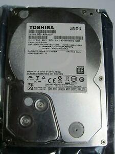 "Toshiba 3.5"" DT01ABA200V 2TB 5700RPM SATA3 32M Cache Desktop Internal HDD"