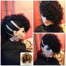 cornrow wig