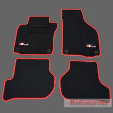 Velours Edition Fußmatten für VW Golf VI 6 Variant ab Bj.10/2008 - 2013 rot