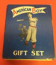 Rm335 American Boy Gift Set Shower Set Baseball