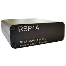 Metal Case Upgrade for SDRplay RSP1A with Bonus Antenna Set and Carry Case