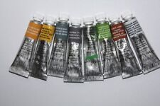 8 Winsor & Newton Watercolor Paint's  5ml tubes-all Series 1