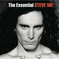 STEVE VAI The Essential (Gold Series) 2CD BRAND NEW Best Of Greatest Hits