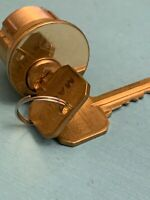 """Marks Mortise Lock With Two Keys 1"""""""