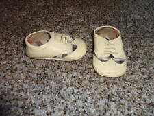 BURBERRY SHOES INFANT BABY SZ 1 16