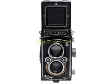 Rollei Rolleiflex Automat 6x6 Model K4 con Schneider Xenar 75mm f3,5
