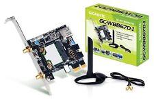 GIGABYTE Gc-wb867d-i PCIe X1 WLAN WiFi Wireless Bluetooth