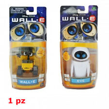 PERSONAGGIO WALL-E DISNEY PIXAR ROBOT EVA WALL FILM ACTION FIGURE