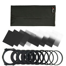 ND Filter Set ND2 ND4 ND8 ND16 G.ND2 G.ND4 G.N8 G.ND16 for Cokin P LF291