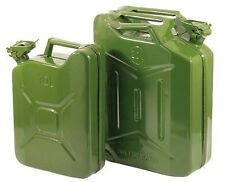 Steel Jerry Can 10 L