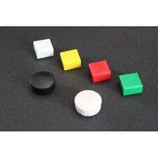 Tafel Magnete 48 Stück für Pinnwand Whiteboard Bürobedarf Notenständer aus Neo .