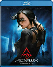Aeon Flux Blu-ray Charlize Theron Brand New Sealed Mtv 2005 Sci-Fi Action