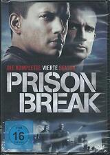 Prison Break - Staffel / Season vier - Neu & OVP 4