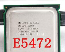 Intel Xeon E5472 / 3.00GHz / 12MB / 1600MHz (SLANR) 771~775 Desktop Processor