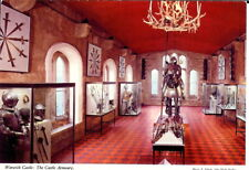 Warwickshire: Warwick Castle, The Castle Armoury - Unposted c.1980's