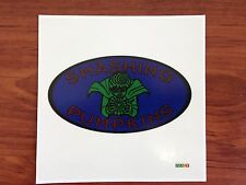 SMASHING PUMPKINS - STICKER/DECAL - BRAND NEW VINTAGE - MUSIC BAND 100