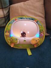 munchkin firefly musical baby in car mirror
