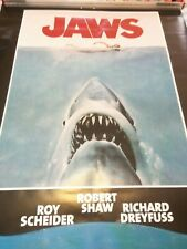 Jaws Movie Poster by Scorpio Posters 24×36 inches Full Size Reproduction