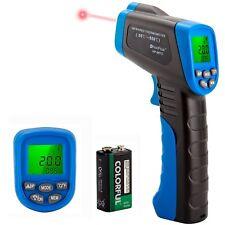 Digital Laser Gun Thermometer Temperature Infrared Thermal Heat Sensor Gauge IR