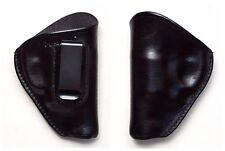 Turtlecreek Leather IWB Holster Smith & Wesson Model 38 642 MOD60 -RH Fixed Clip