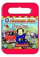 Fireman Sam - Fun Run (DVD, 2008)