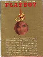 PLAYBOY December 1965-Gala Xmas,Sex Stars,Henry Miller,Al Capp Interview,Nabokov